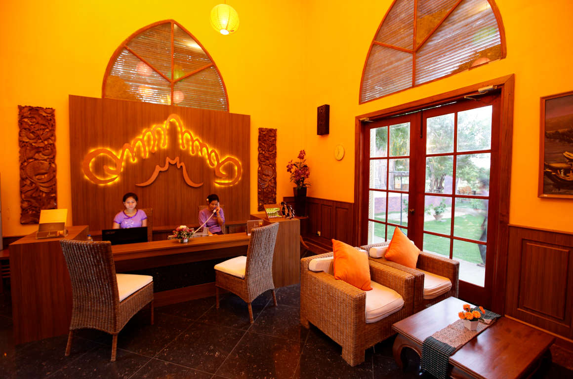 My Bagan Residence By Amata, Blossom Spa
